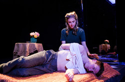 One Arm @ Southwark Playhouse (c) Alex Brenner, no use without credit (_DSC4701)