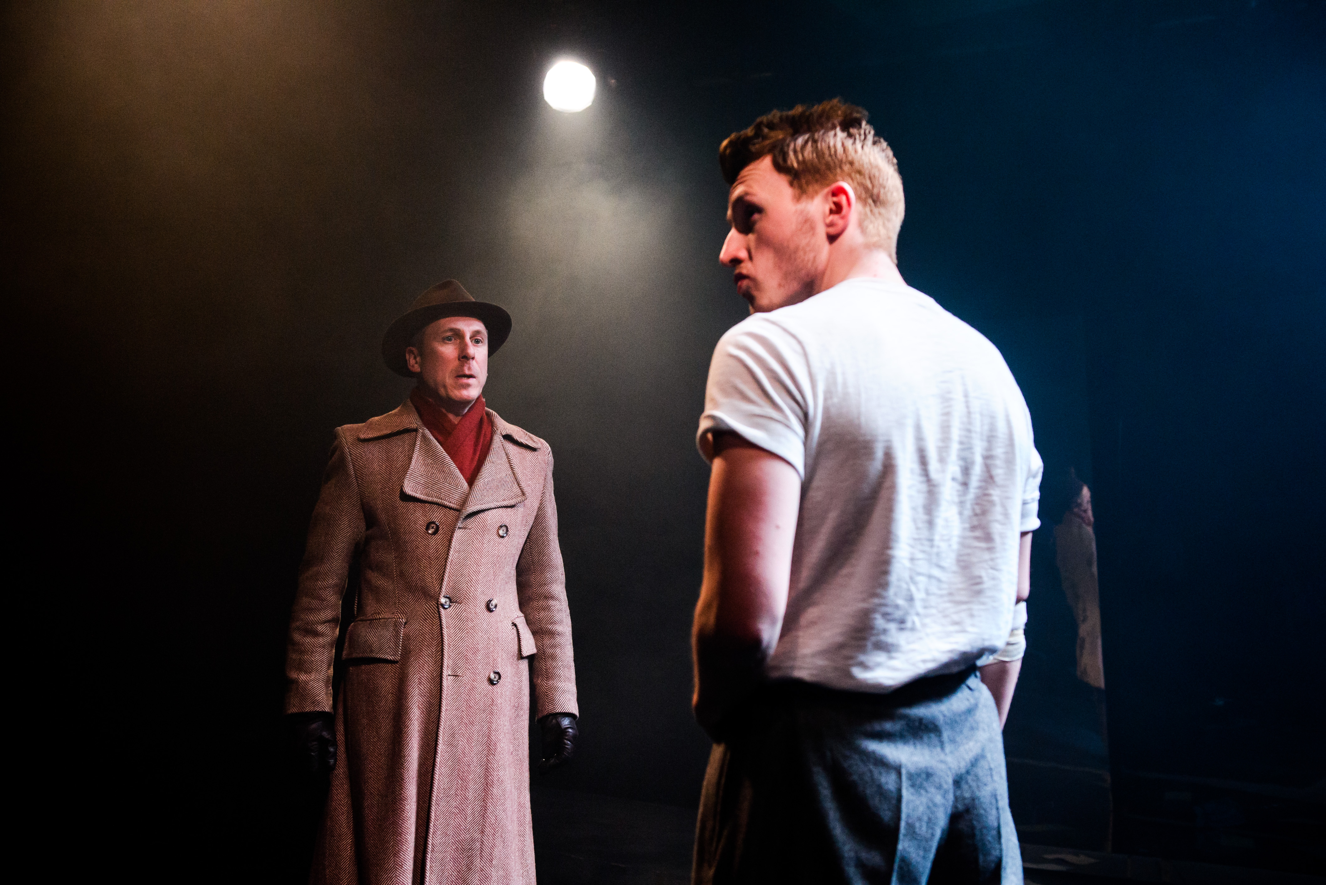 One Arm @ Southwark Playhouse (c) Alex Brenner, no use without credit (_DSC3939)