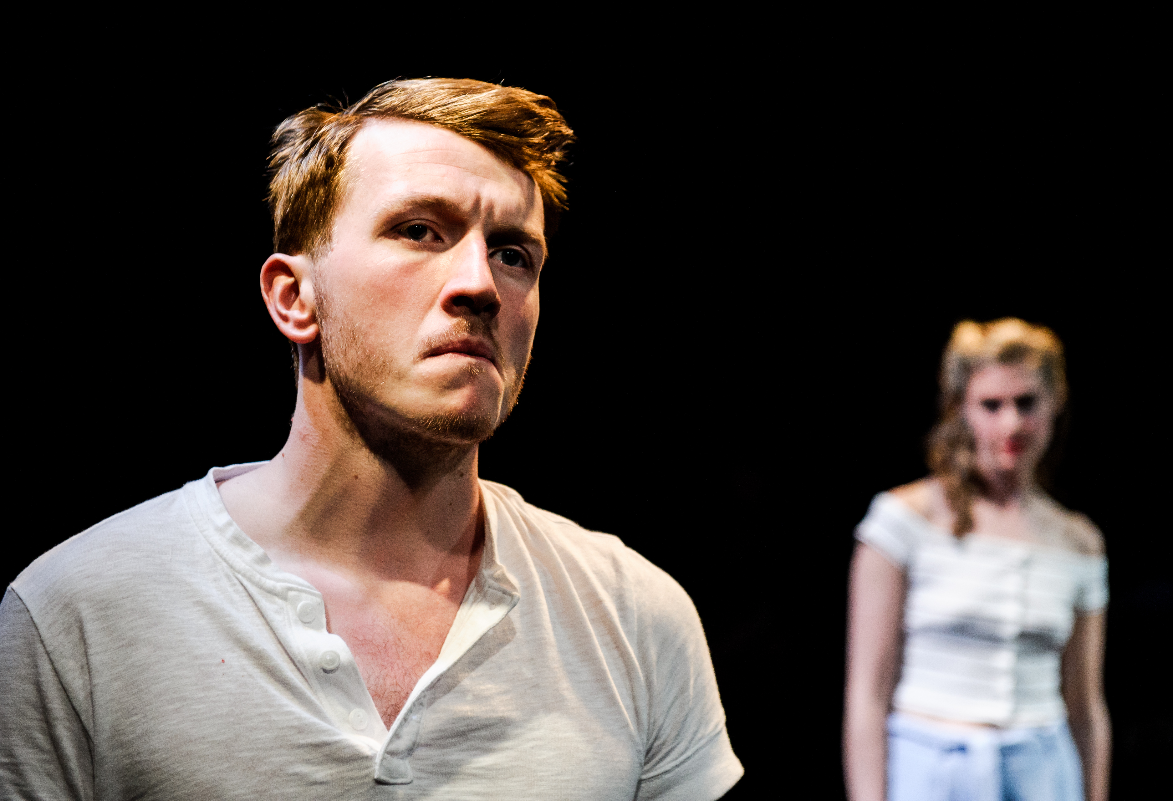 One Arm @ Southwark Playhouse (c) Alex Brenner, no use without credit (_DSC4280)