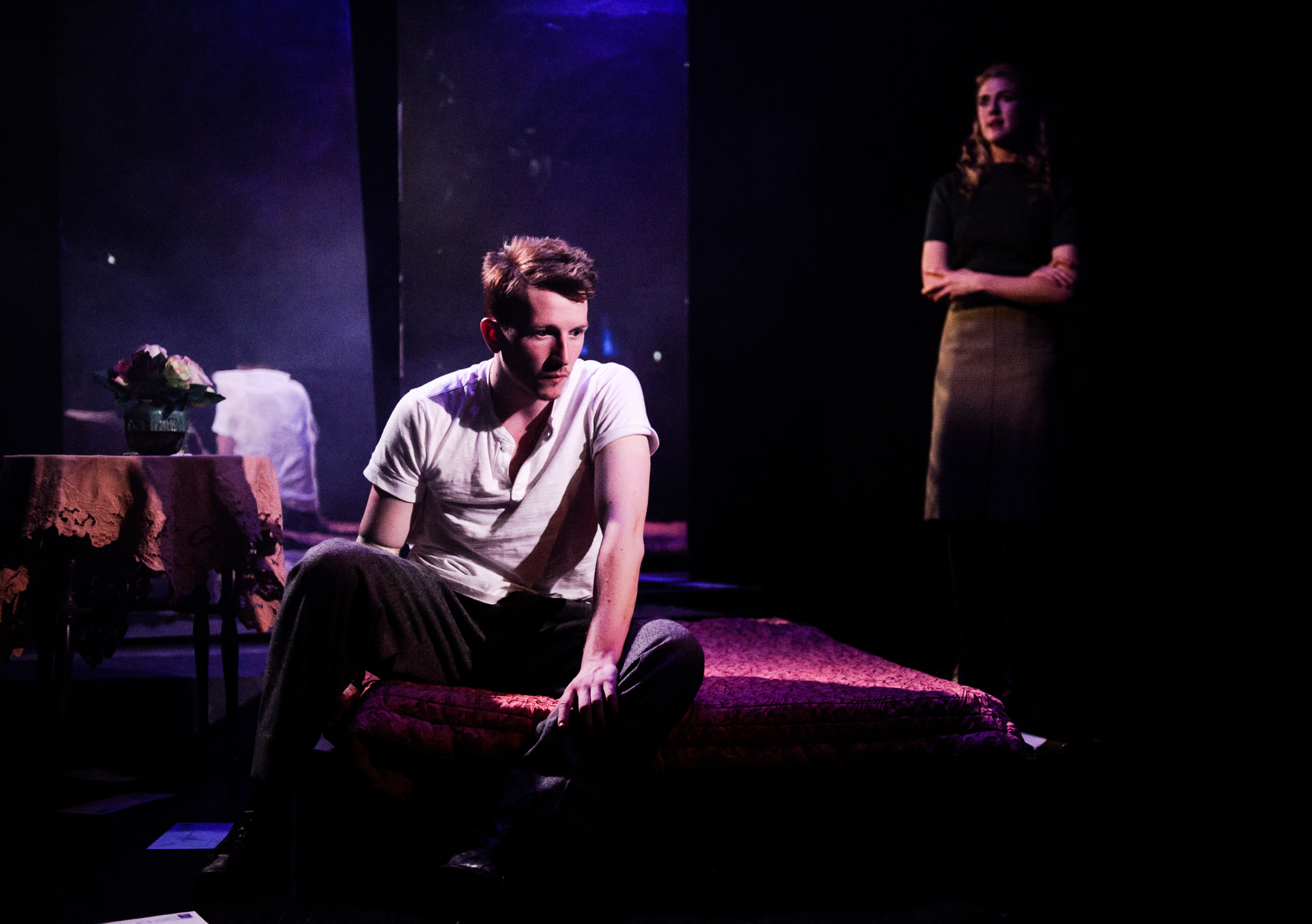 One Arm @ Southwark Playhouse (c) Alex Brenner, no use without credit (_DSC4006)