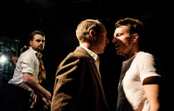 One Arm @ Southwark Playhouse (c) Alex Brenner, no use without credit (_DSC4263)