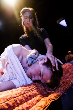One Arm @ Southwark Playhouse (c) Alex Brenner, no use without credit (_DSC4729)