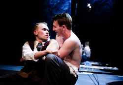 One Arm @ Southwark Playhouse (c) Alex Brenner, no use without credit (_DSC4432)