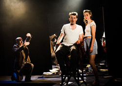 One Arm @ Southwark Playhouse (c) Alex Brenner, no use without credit (_DSC4223)