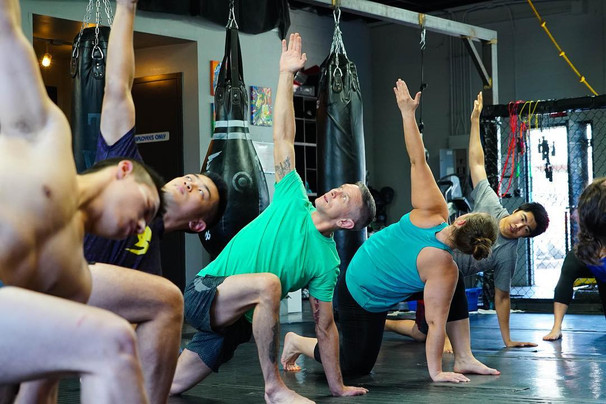 Art of War Gym