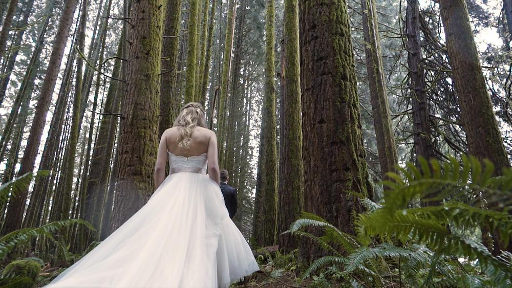 Deep woods Events, Blush Bridal Eugene, Eugene Wedding venue