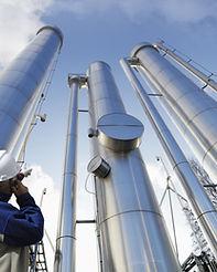 tanques de petróleo