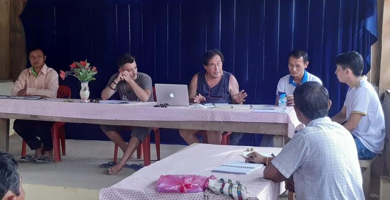 Actualités des projets en cours de NAVANG et CHOM ONG (Quentin)