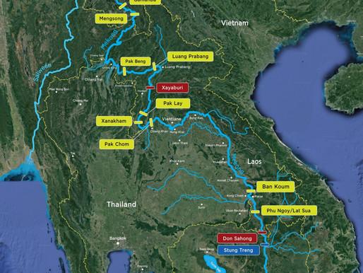 Les barrages sur le Mékong: une source de tensions au Laos