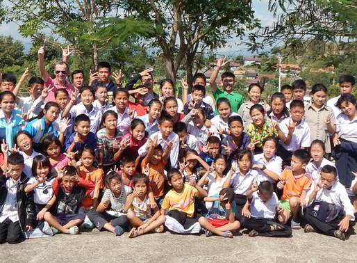 Le handicap au Laos: Balayage transversal de la question