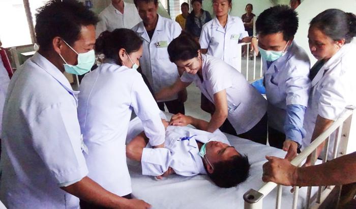 Un point sur la santé au Laos