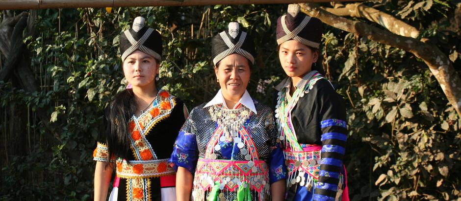 Être femme au Laos