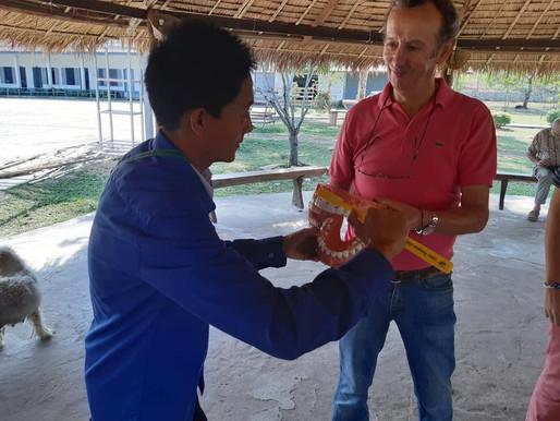 Compte rendu de ma mission sur l'hygiène dentaire au Laos (Jean Paul DUMAS)