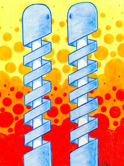 """Screwheads"" by Dave Ferguson"