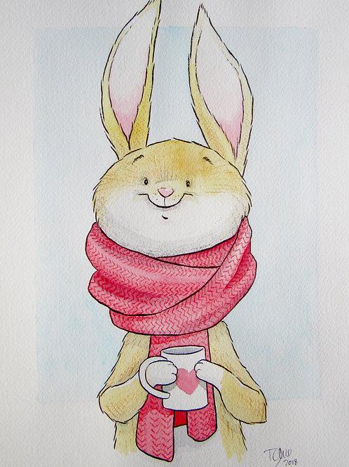 """Winter Warmth"" by Dave Ferguson"