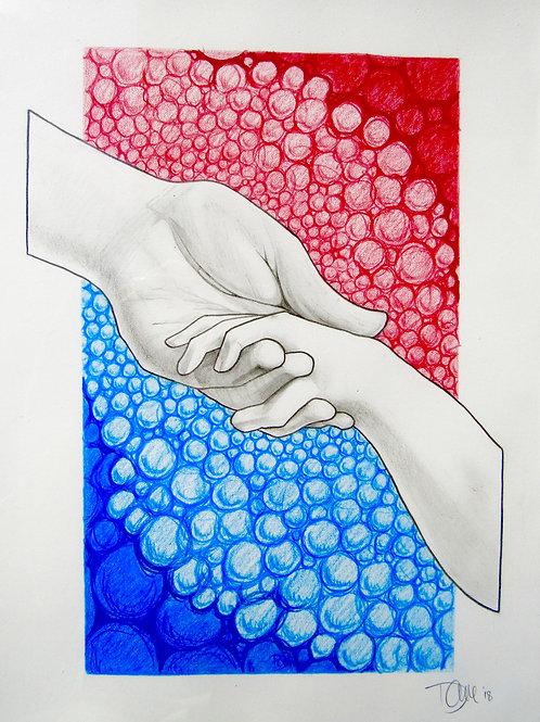 """Effervescence"" Giclee by Dave Ferguson"