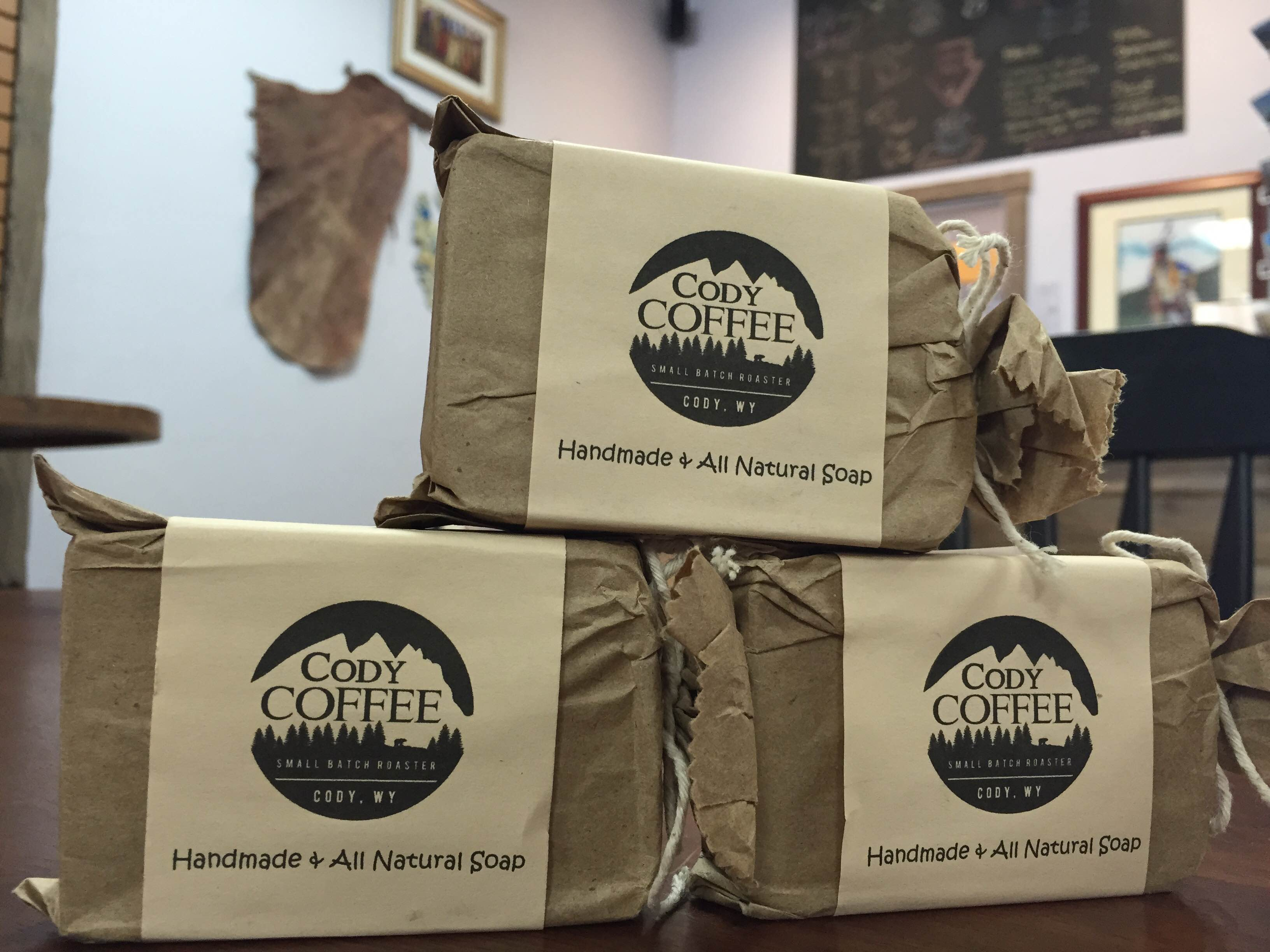Cody Coffee Company Soap