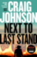 Next to the Last Stand - By Craig Johnson
