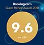 Booking.com Guests' Favorite