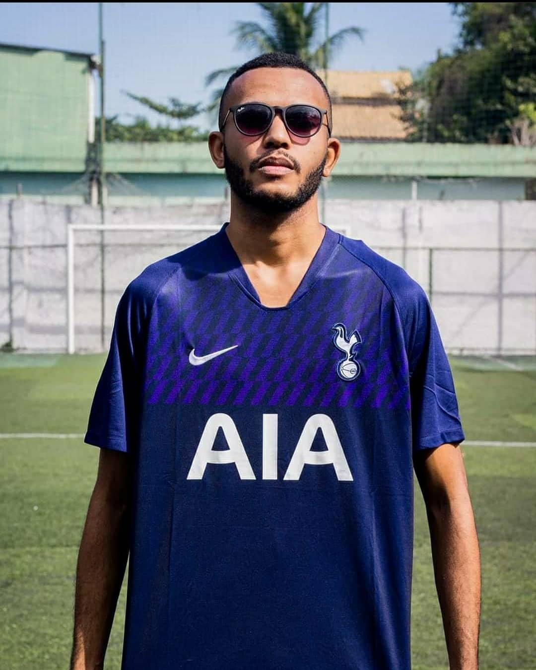 Camisa Tottenham Uniforme Iii 2019 20 Dvmesporte