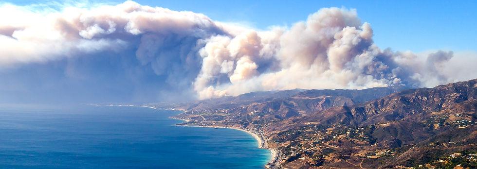 Wildfire in California 2018