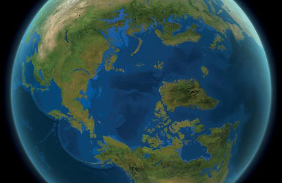 Catastrophic melting /What the World Would Look Like if All the Ice Melted  National Geographic