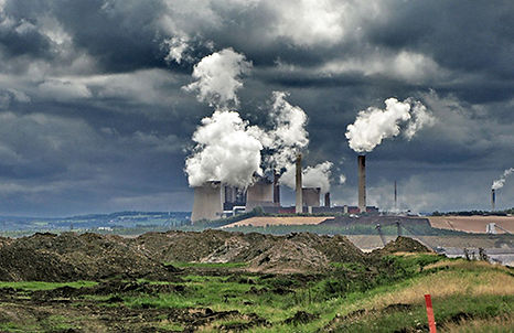 Is 2 degreesspecial?/Here's how the 'carbon budget' is causing problemsE&E News