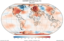 Officially hot /May 2018 was [world's] fourth warmest May on record  NASA