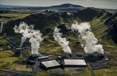 Energy with Carbon Capture &Storage /  Turning carbon dioxide into rock - forever BBC News