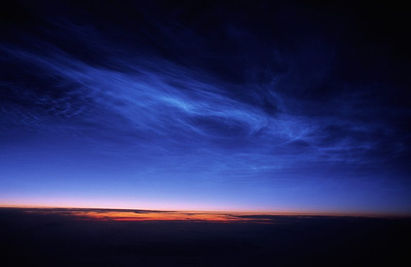 Noctilucent clouds/Climate Change Is Making Night-Shining Clouds More Visible Earth & Space Science News