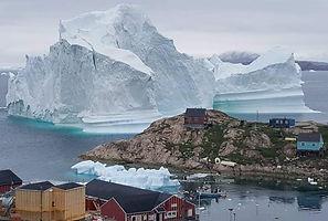 The Big Melt /Huge iceberg threatens tiny Greenland village  The Guardian