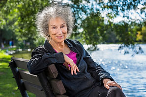 Margaret Atwood /Women will bear brunt of dystopian climate future  The Guardian