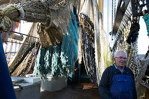Working class objection /  Dutch fishermen to sail fleet into Amsterdam in wind turbine protest The Guardian
