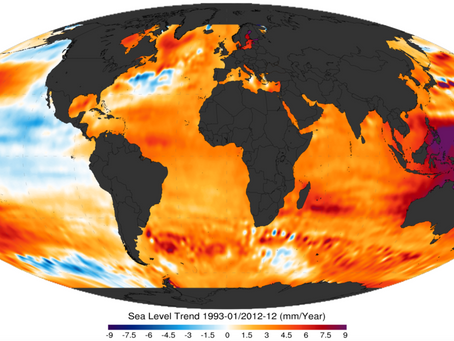 The rising ocean is already a killer. Here's why we must believe this counter-intuitive news story.