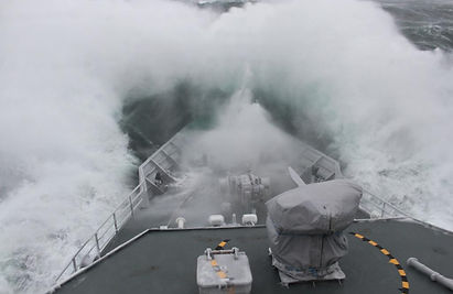 Southern Ocean /Stronger west winds blow ill wind for climate change  phys.org