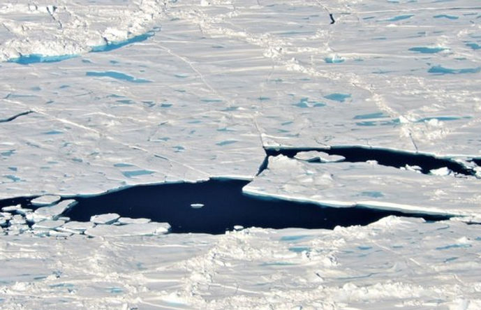 Ice advice /Arctic Sea Ice Is Getting Younger. Here Is Why That Is a Problem. Scientific American