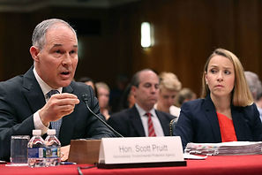 United States /Pruitt's Anti-Climate Agenda Is Facing New Challenge From Science Advisers Inside Climate News