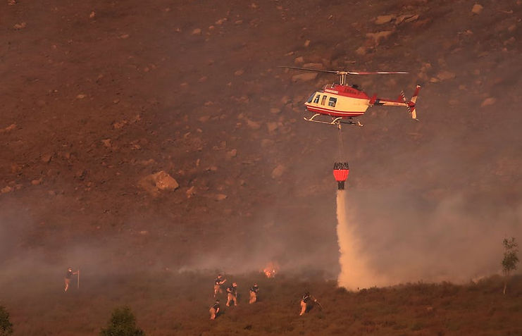 Faster, higher, stronger /How climate change is increasing the risk ofwildfires  The Conversation