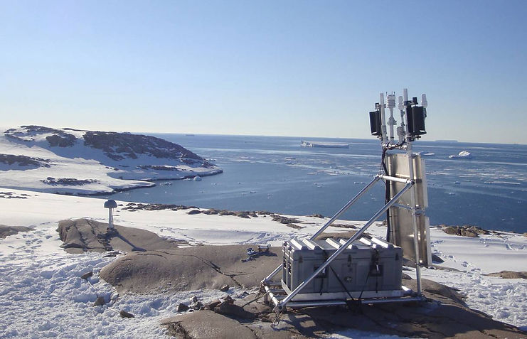 Continental Rebound /Antarctica's rapidly rising bedrock could slow down catastrophic melting ofice sheet Independent