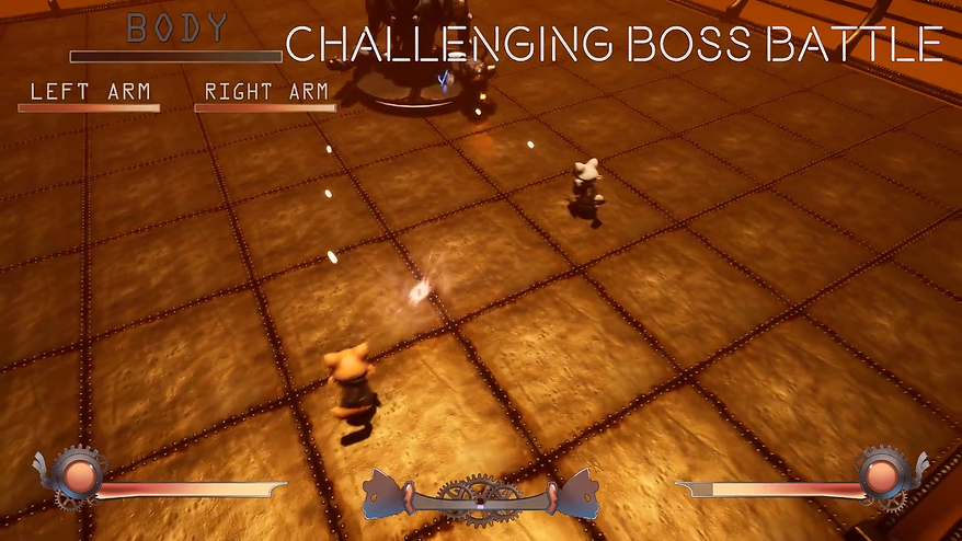 Furpunk Blast Trailer 0-40 screenshot.pn