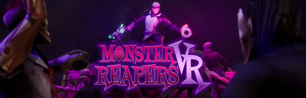 Monster Reapers VR Logo