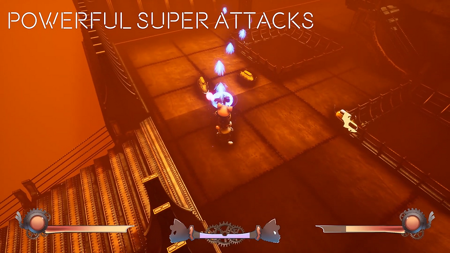 Furpunk Blast Trailer 0-16 screenshot.pn