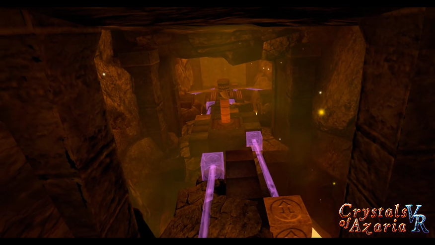 Crystals of Azaria Screenshot