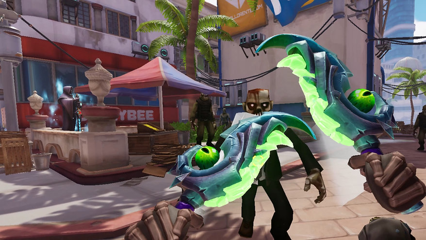 Monster Reapers VR Screenshot