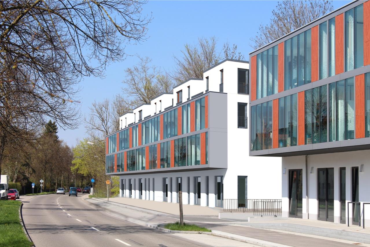 16 Neubau-Wohnungen