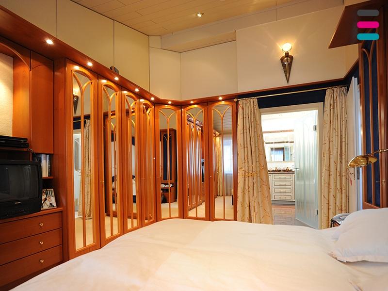 Masterbad und Suite