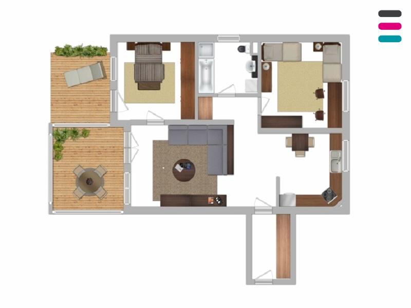 Wohnung bei Buchloe