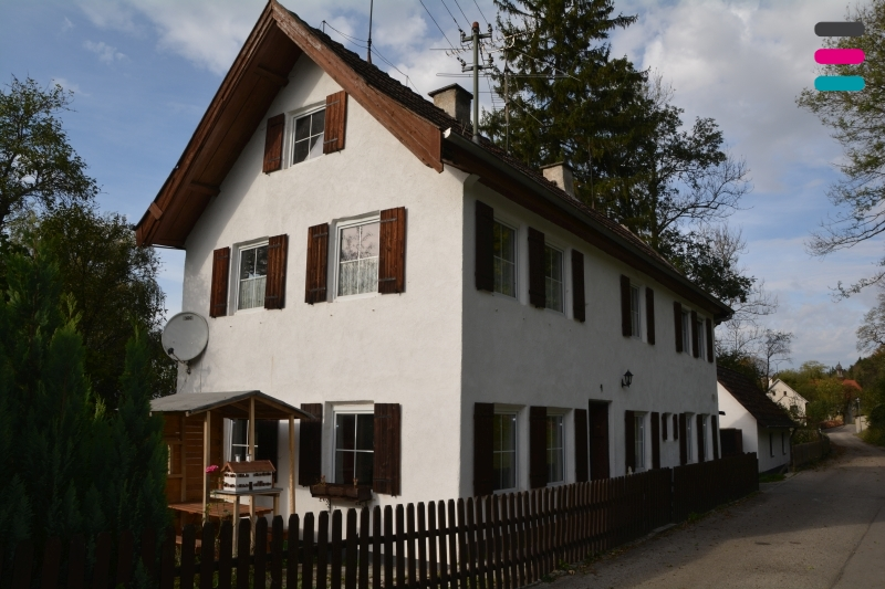 Einfamilienhaus in Pitzling