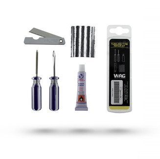 KIT RIPARAZIONE GOMME TUBELESS