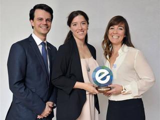 KROME: 2e prix au concours national de l'entreprenariat; voici nos chouchous de la soirée!